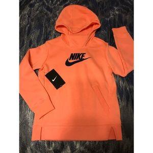 *NWT* Girls Nike Dri-Fit Training Hoodie
